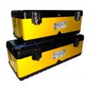Kufr na nářadí MAGG 220mm, kov+plast 120013