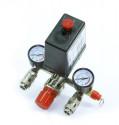 Tlakový spínač s regulátorem tlaku MAR-POL 230V, 8,5 bar M806873T