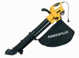Zahradní vysavač / foukač listí POWERPLUS 3 300W POWXG4038