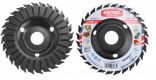 Rotační rašple EXTOL 125x3x22,2mm pilový na dřevo 8803711