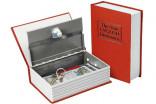 Schránka bezpečnostní EXTOL 180x115x54mm kniha 99016