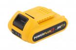 Baterie POWERPLUS 20V, 2000mAh Li POWXB90030