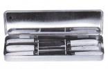 Sada pilníků AJAX délka 100mm klíčových 100/2K