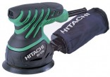 Excentrická bruska HITACHI  230W, 125mm   SV13YANA