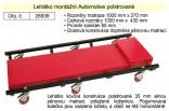 Lehátko montážní AUTOMOTIVE polstrované 1000x430mm 26936