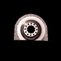 Diamantový půlkruhový řezací kotouček CEL 65mm   AC02