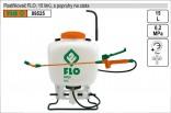 Postřikovač zahradní FLO objem 15 litrů s popruhy na záda 89525
