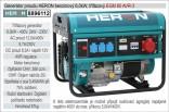 Generátor proudu benzínový HERON 6,0kW, třífázový 8896112
