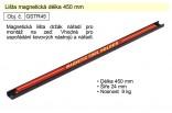 Lišta magnetická MAGG 450 mm  GSTR45