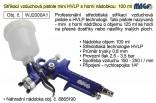 Pistole stříkací vzduchová mini HVLP MAGG Profi horní nádobka 100 ml  WJ2000A1