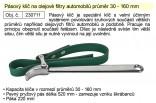 Pásový klíč TRIUMF na olejové filtry 30 - 160 mm 230711