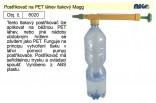 Postřikovač MAGG na PET láhev tlakový 8020