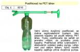 Postřikovač MAGG na PET lahev 8016