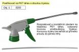 Postřikovač na Pet lahev MAGG s dlouhou tryskou  8200