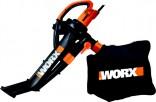 Zahradní vysavač listí  WORX  2500W   WG501E